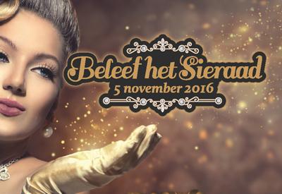 Beleef het sieraad 2016 live bij Edelstijl goudsmid Utrecht - open atelier